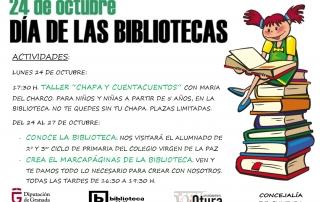 CARTEL DÍA DE LA BIBLIOTECA