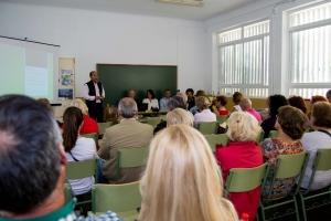 aula abierta asistentes