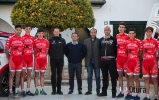 Presentacion Equipo Ciclista Junior Otura Francisco Arbol Abogados DC-11