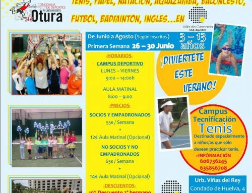 Otura Summer Camp