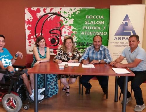 ASPACE Granada y Ayuntamiento de Otura firman un convenio de colaboración