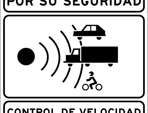 Campaña de control de velocidad y prevención del consumo de alcohol al volante.