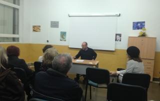 Conferencia de José García Leal en Aula Abierta