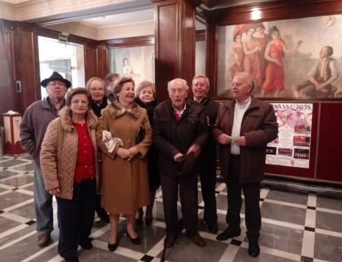 Los mayores de Otura, invitados al Concierto de Navidad del Teatro Isabel la Católica