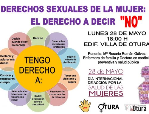 Otura acoge una ponencia sobre los derechos sexuales de la mujer