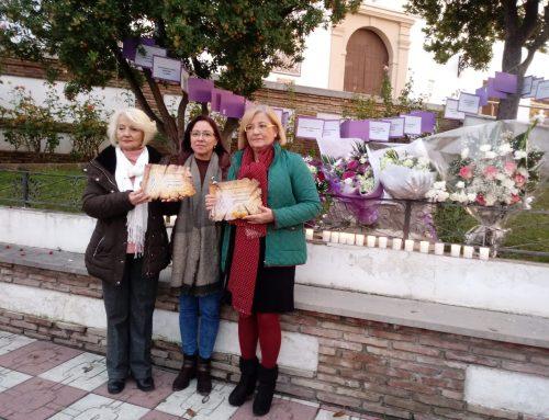 El viernes 23, a las 17:00h se llevó a cabo la lectura de los manifiestos contra la Violencia de Género en el Salón de Plenos del Ayuntamiento