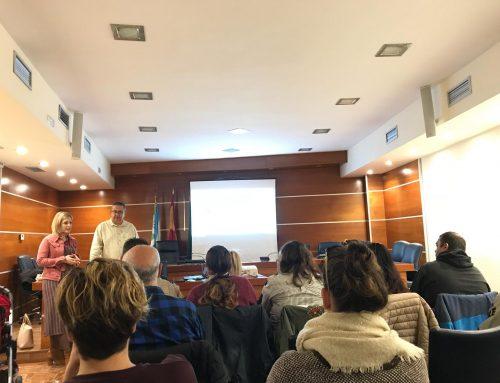 Ayer comenzamos el curso de Fotografía Digital organizado por la Concejalía de Cultura del Ayuntamiento de Otura