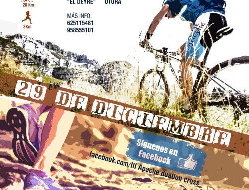 Desde la Concejalía de deportes del Ayuntamiento de Otura hemos preparado para cerrar el año un fin de semana muy deportivo y SOLIDARIO