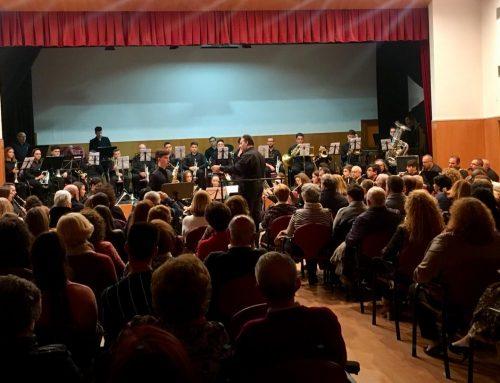 """Gran Concierto de la Banda de Música """"Villa de Otura"""" y del Coro de la Escuela de Música """"Villa de Otura"""""""